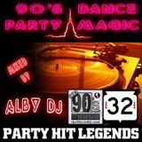 Party Hit Legends #32 - The Best 90's Hits Songs