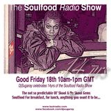 18.04.14 - Soulfood Xtra Radio Show | DjSugaray celebrates 14yrs of the Soulfood radio show.