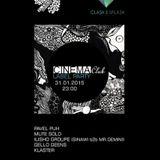 Mute Solo @ Cinema Club Kiev, Label Party of Ilisho Records and Clash&Splash