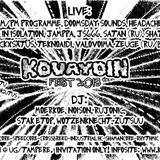 Zutsuu @ Kovaydin Fest 2013 (23.11.2013 @ Underground, Tampere, Finland)