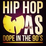 WHEN HIP HOP WAS REAL (MIXED BY @ONLY1DJSMITTY)