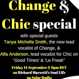 Soul Life CHANGE & CHIC special (Sep 14th) 2018