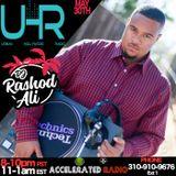 UHR w/ Dj Rashad Ali: Special Guests L Rucus, and Supr Markt LA 5-30-17