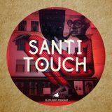 EleFlight Records Podcast October / Santi Touch