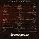 Frank Lorber @ Der Countdown läuft: (..6..) - Stammheim Kassel - 26.01.2002 - Part 3