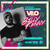 TradeMarc LIVE @ Vimo & His Ous, Truth (20/03/2018)