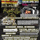 RAWHILL RE-UNION SHOW_E.Decay_Navi_Spyda_Daddy Freddy @ RAVEOLOGY_Birmingham
