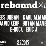 Rees Urban - Live at Studio 200, Milwaukee [Aug.02.2015]