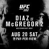 EVERYTHING WENT BLACK PODCAST EPISODE 115 - UFC 202 DIAZ VS MCGREGOR 2