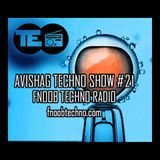 AVISHAG TECHNO SHOW 21 - Fnoob Techno Radio - 13.9.18