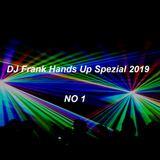 DJ Frank Hands Up Spezial 2019 NO 1