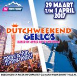 Dutchweekendmix 2017 (Mixed by Apres Ski DJ Matthias)