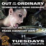 Frank Eizenhart @ OutOfTheOrdinary at InProgressRadio Jan8th