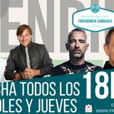 Especial de Arjona - Montaner - Ramazzotti y Franco de Vita Frekuencia Cardíaca By Frekuencia.com