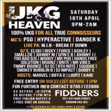 @UKGarageArchive Show @FLEXFMUK Sundays 8-10pm with @DJHandsfree playing UKG past to present
