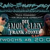 Amokalex & Frank Stoner Show Part 1 from 16.03.2016