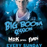 MdK pres. Emdi & Total Sound - Big Boom Session #010