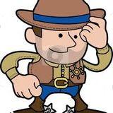 Wenn der Sheriff tanzen geht, tanzen alle mit....
