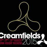Thomas Newson - Live @ Creamfields 2015 ( UK) Full Set