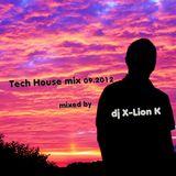 Tech House Mix 09.2012