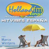 Za: 18-03-2017 | HITVIBES ESPAÑA | HOLLAND FM | MARCO WINTJENS