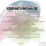 Angel Monroy Presents Keep Movin' 81