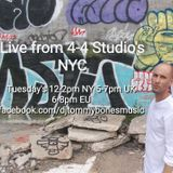 Tommy Bones - Live From 4-4 Studio's NYC 10.09.18