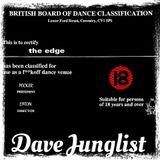 The Edge - Certificate 18 Tribute