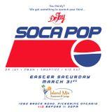 SOCA POP mixed by Dr. Jay & DJ Smartiez