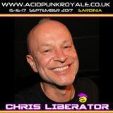 Chris Liberator - Acid Punk Royale 2017 Promo Mix