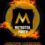 Johan Sellier - Metrotek Party On Rind Radio - 11.02.17