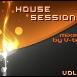 House Session vol.6  [mixed by V-tek]