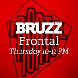 Dj Grazzhoppa live @ FRoNTaL radio on BRUZZ 98.8fm