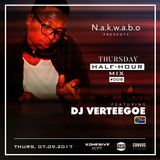 Verteegoe - Thursday Half Hour Mix #008