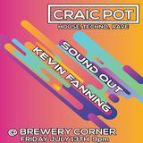 Craic Pot 02 - Recap Mixtape - Mixed by Sound Out & Kevin Fanning
