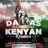 THE MAIN EVENT 2017 - The 17th ANNUAL DALLAS KENYAN reunion