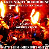 The Late Night Roadhouse: Tuesday April 25th, 2017
