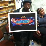 Graffiti Month pt.1 with King CRE8- Unseen Legion Radio