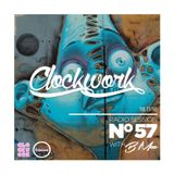 Clockwork Radio #57 w/ BMac