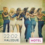 Valique dj set @ Motel/Moscow 22.02.2017