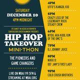 WBAI HIP HOP TAKEOVER 12/10/11 (HIP HOP)