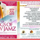 5th Avenue ft Vybz, Hollywood & Danger Kings of Slow Jams July 2019