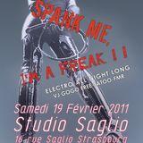 """Teenage Bad Girl live @ """"Spank me, I'm a Freak !"""" 19/02/2011"""