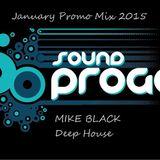 January Promo Mix 2015 - Mike Black SP Deep House