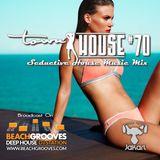 townHOUSE 70~Underground, Deep & Vocal House [feat on BeachGrooves Radio Spain]