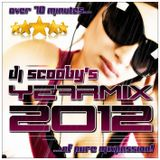 DJscooby - Yearmix 2012