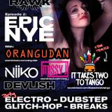 NYE Promo mix - RAWK Music - Worcester