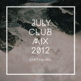 July Club Mix 2012