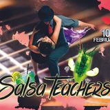 Salsa Teachers @ La Cubanita Bar & Dinner, Sofia 2017.02.10