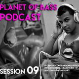 Planet Of Bass Podcast With Isak Gomez - POB09